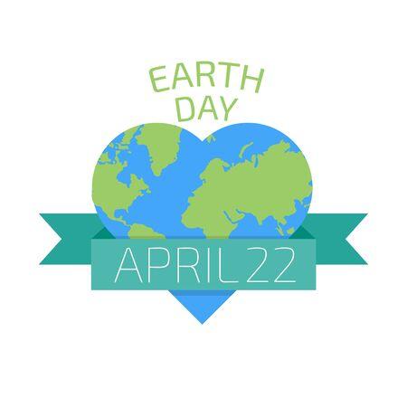 earth day: Earth day vector