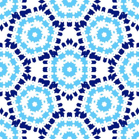 moorish: Zellige Tile seamless. Moorish patern