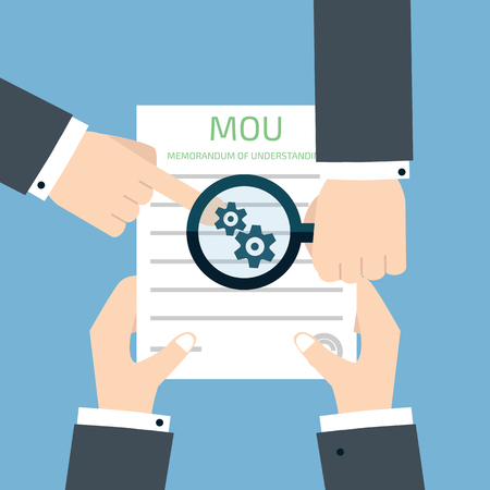 memorandum: memorandum of understanding MOU