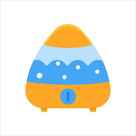 Humidifier, air ionizers,  purifier vector icon