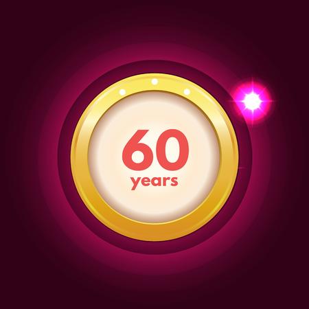 60: Anniversary 60 icon