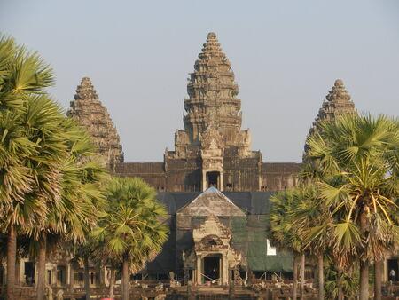 Angkor Wat, Cambodia photo