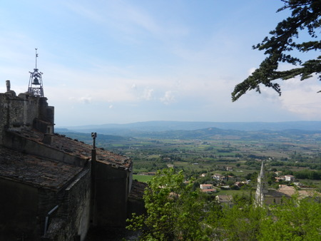 luberon: Bonnieux, Luberon, Provence, France