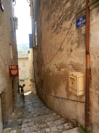 the luberon: Bonnieux, Luberon, Provence, France