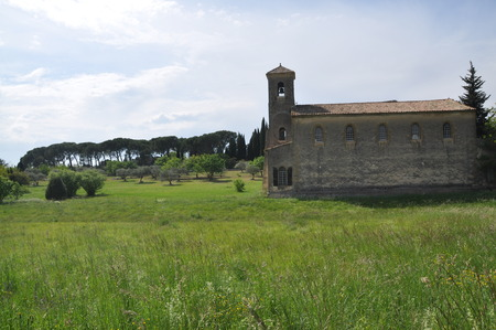 luberon: Lourmarin, Luberon, Provence, France