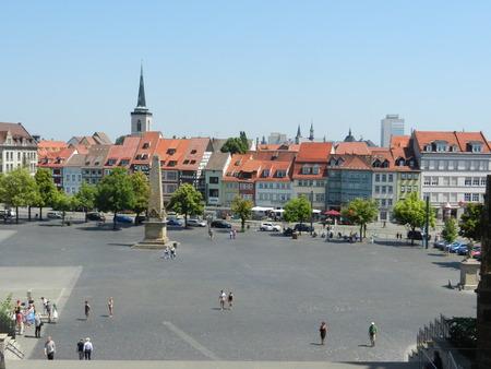 erfurt: Erfurt, Thuringia, Germany