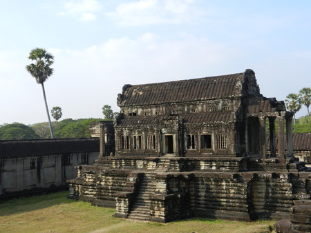 siem reap: Angkor Wat, Siem Reap Province, Cambodia Stock Photo