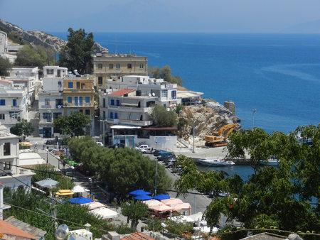 Agios Kyrikos, Ikaria, Greece