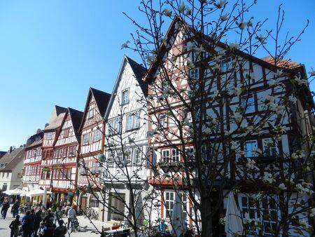 in bavaria: Ochsenfurt Bavaria Germany