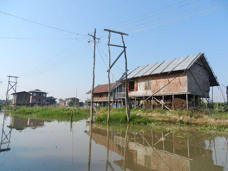 inle: Inle Lake, Shan State, Myanmar