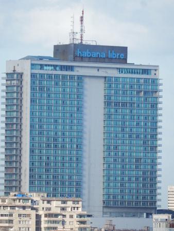 havana cuba: Hotel Habana Libre, Havana, Cuba Editorial