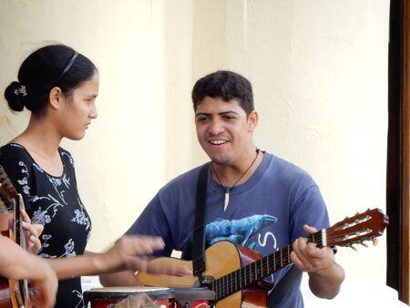 havana cuba: Musicians in Havana, Cuba