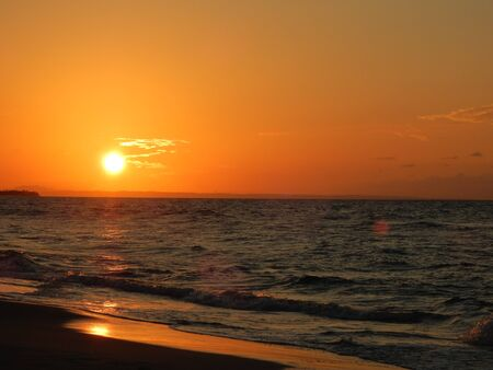 varadero: Sunset in Varadero, Cuba
