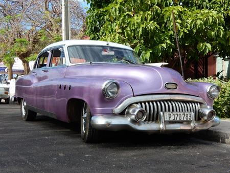 varadero: Buick Super, Varadero, Cuba