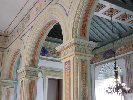 colonial building: Heritage colonial building in Trinidad, Cuba Editorial