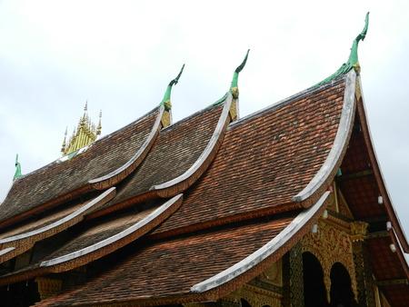 thong: Wat Xieng Thong, Luang Prabang, Laos