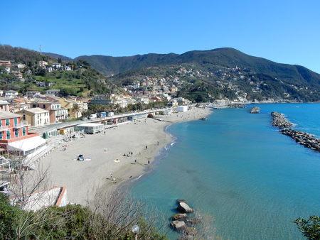 Moneglia, Genoa Province, Liguria, Italy