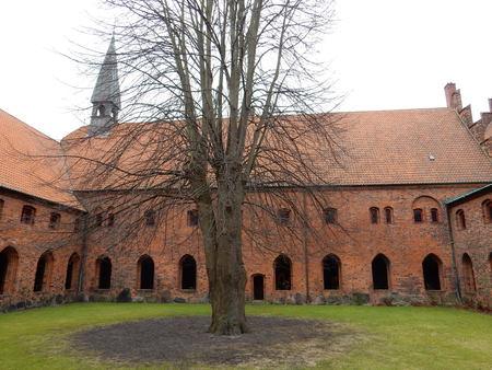St Mary's church, Helsingor, Zealand, Denmark
