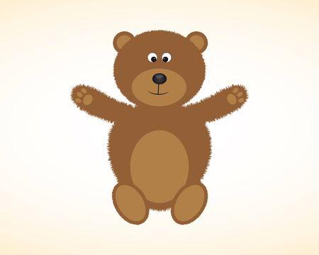 Teddy bear Stock Vector - 9721002
