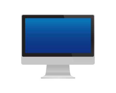 high definition: Computer monitor