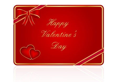 Valentine card Stock Vector - 11656812