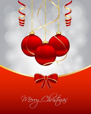 Christmas card Stock Vector - 16683191