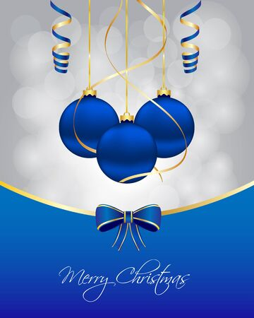 Christmas card Stock Vector - 16758536