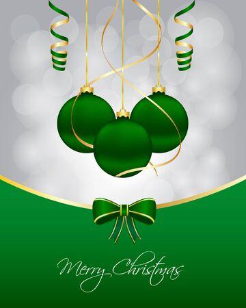 Christmas card Stock Vector - 16758537