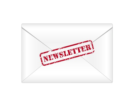 Newsletter icon Vector