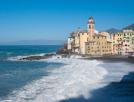 Around Liguria in some of romantic and little countries - Italy