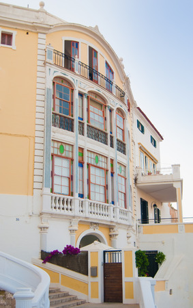 Particular house in the capital of Menorca island