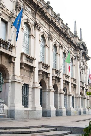 Faculty of Architecture Design and Engineering of Milan in Italy
