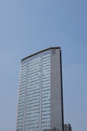 Milan, Italy - July 2017: Pirelli Tower