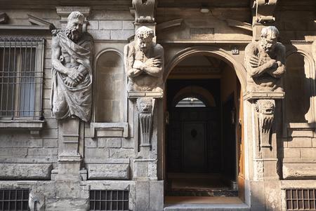 Milan, Italy - October 11, 2017: