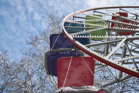 Amusement park in Milan