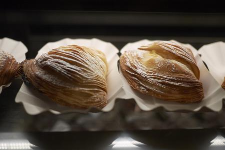 Sfogliatella napoletana (neapolitan pastry)