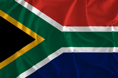Flag of South Africa Background