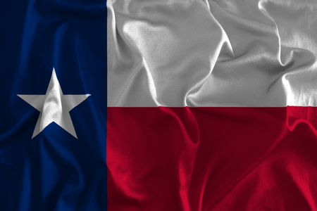 Flag of Texas Background, The Lone Star State, The Friendship State
