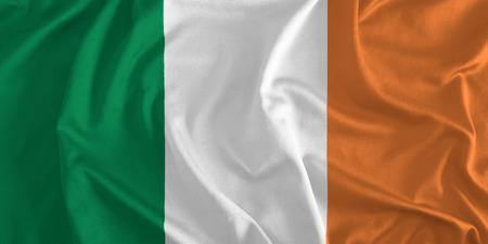 Flag of Ireland Background
