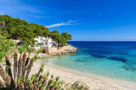 Cala Gat à Ratjada, Majorque - belle plage et côte