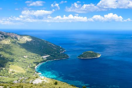 mallorca: Playa de Formentor - beautiful coast of Mallorca - Spain, Europe
