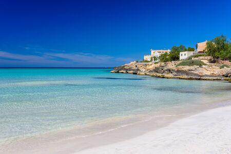 Strand Es Trenc - prachtige kust van Mallorca, Spanje