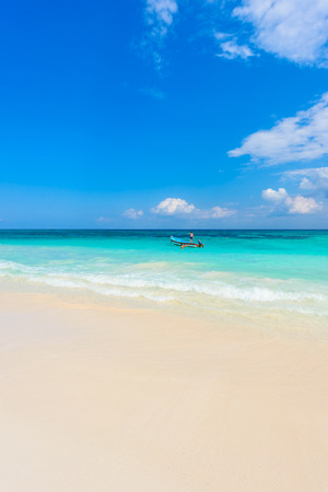 Xpu-Ha Beach - beautiful caribbean coast of Mexico - Riviera Maya Imagens - 83480557