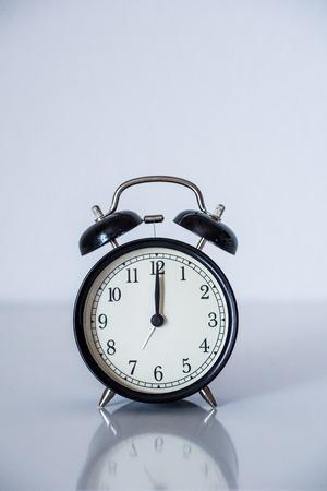 Alarm clock watch