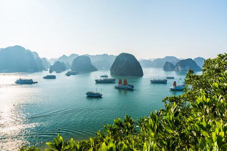 Halong Bay Vietnam Editorial