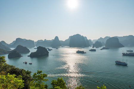 Halong Bay Vietnam Stock Photo - 84245289
