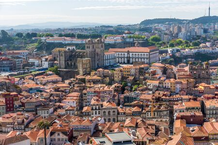 ribeira: Porto - Wine City in Portugal Editorial