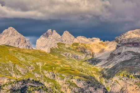Dolomites Italy - Val Gardena