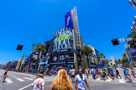 Hollywood Walk of Fame, Los Angeles, California, USA