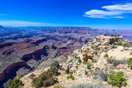 Moran View Point at Grand Canyon National Park, Arizona, USA